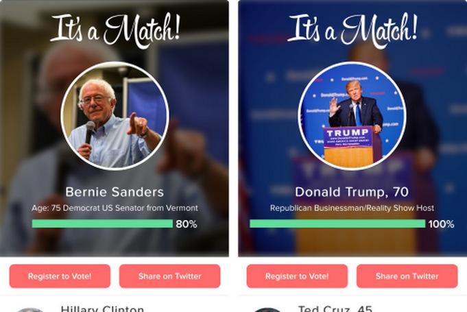 Swipe the Vote