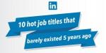 Netzfund: 10 Jobs, die es vor 10 Jahren noch nicht gab