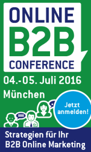 Event-Tipp: Online B2B Conference in München
