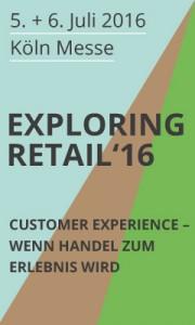 Event-Tipp: Exploring Retail'16