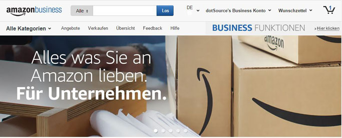 Amazon Business: B2B-Features im Test