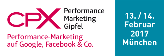 CPX Performance Marketing Gipfel