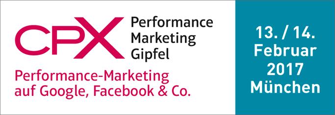 CPX Performance Marketing Gipfel