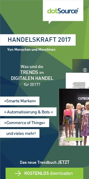 Handelskraft 2017 - Von Menschen Und Maschinen