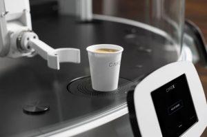 Kaffeespezialitäten in Sekundenschnelle vom Roboter serviert [5 Lesetipps]