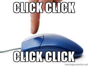 Netzfund: Wie oft kann man eine Maus klicken?