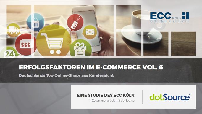 Quelle: Erfolgsfaktoren im E-Commerce Vol. 6