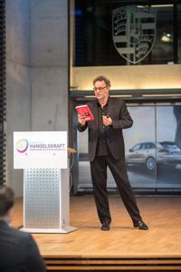 Gerd Leonhard auf der Handelskraft 2017