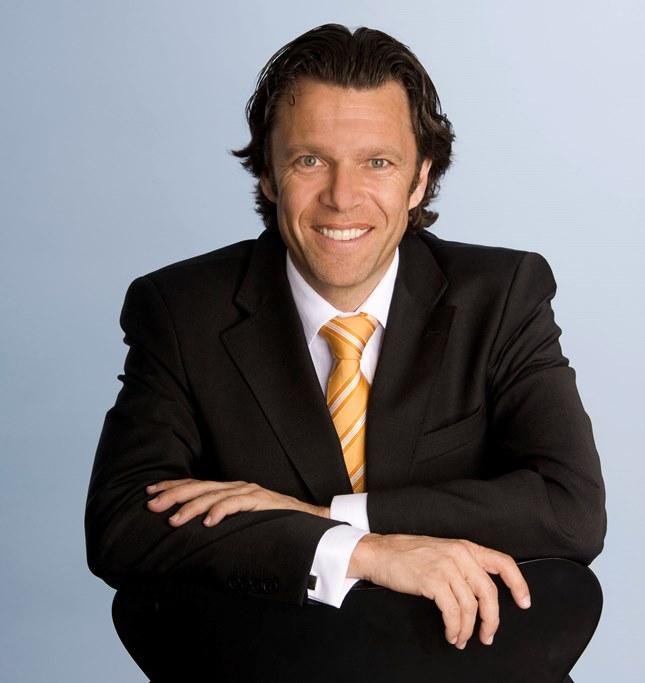 Urs Meier, Unternehmer - Referent - Fußballexperte