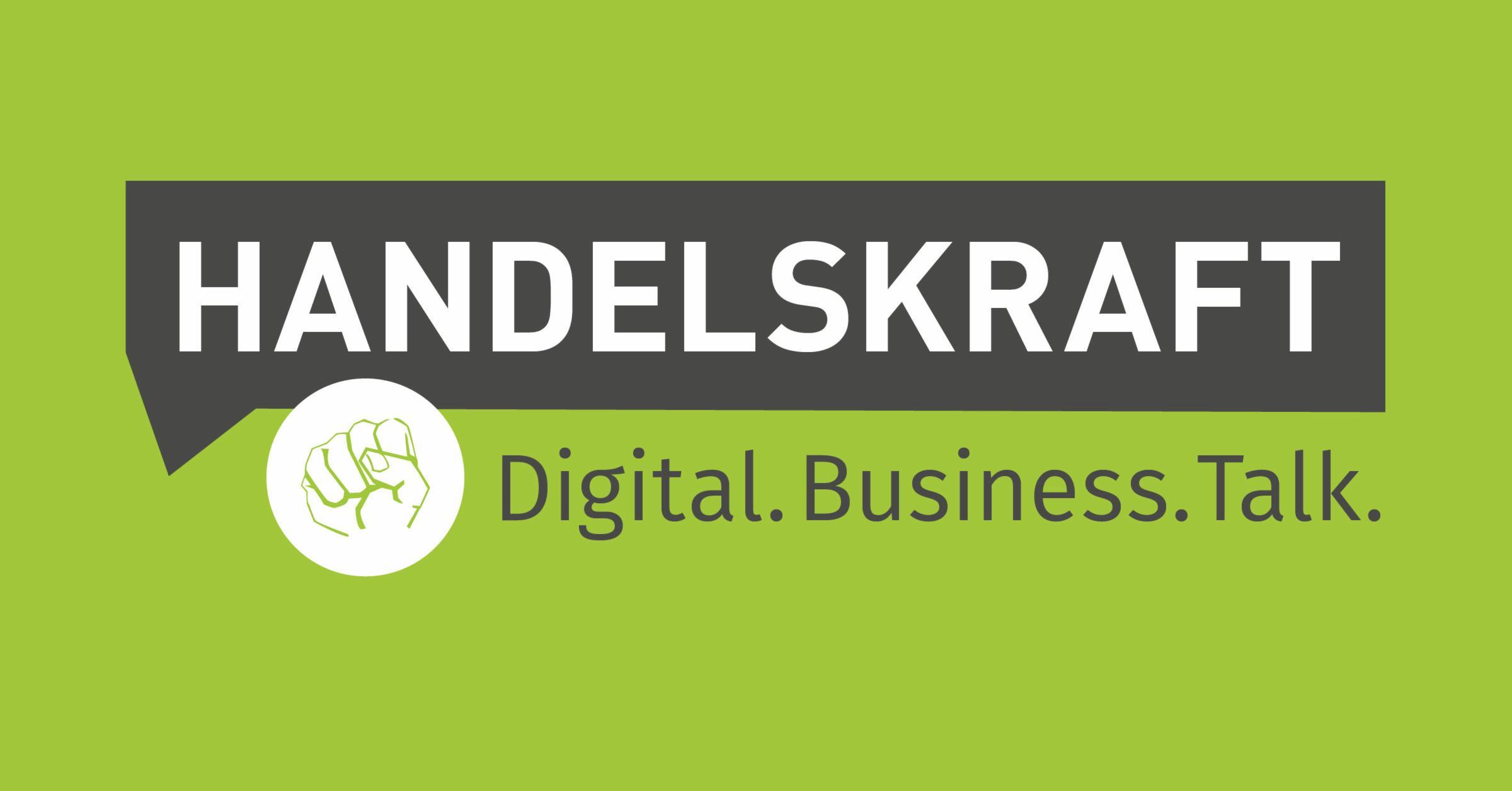 Handelskraft sehen und hören: Digital. Business. Talk. Premiere mit Roman Zenner