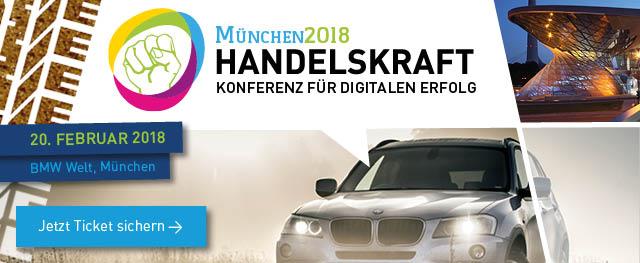 Handelskraft Konferenz 2018