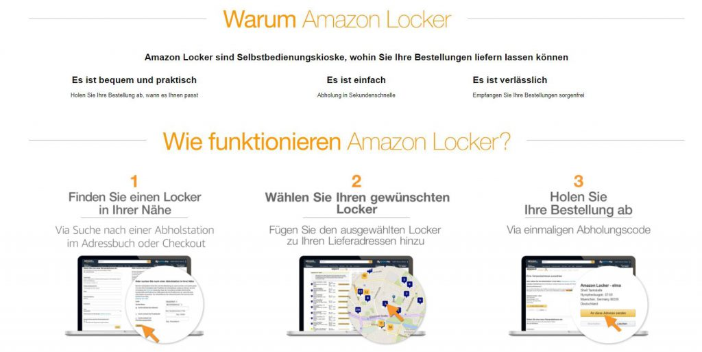 Screenshot: Amazon Locker