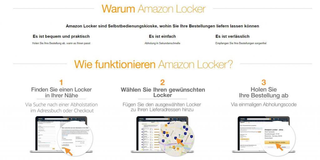 Screenshot: Amazon Locker