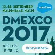 Salesforce dotSource dmexco