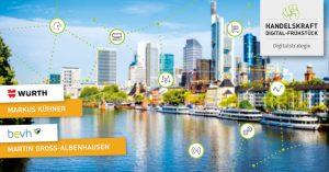 Digital-Frühstück »Digitalstrategie« am 29. September in Frankfurt [Last Call]