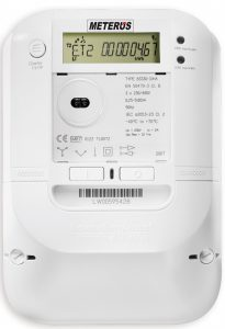 Credit: EVB, CC BY-SA 3.0 Smart Meter