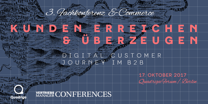 B2B Customer Journey Konferenz