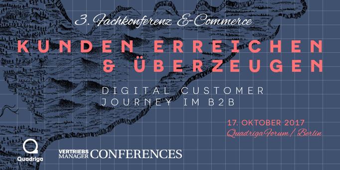 B2B Customer Journey Konferenz