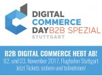 B2B Digital Commerce hebt ab! [Eventtipp]