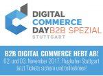 B2B Digital Commerce hebt ab! [Eventtipp]