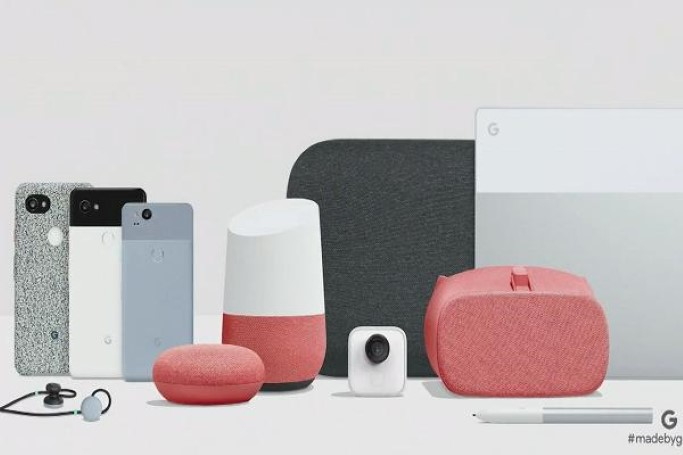 Google neu Hardware (Andere)