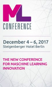 Machine Learning Conference [Eventtipp]