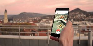 Netzfund: Harry Potter in Augmented Reality