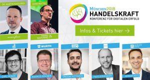Handelskraft Konferenz 2018 – Jetzt letzte Tickets sichern! [Last Call]
