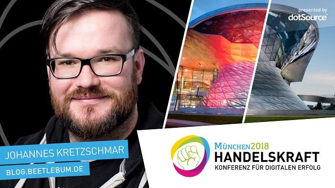 Johannes Kretzschmar Handelskraft Konferenz 2018