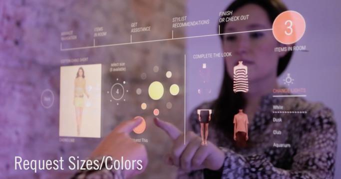 Daten, Personalisierung, Usability - Oak Labs, Inc. zeigt mit The Oak Interactive Fitting Room wie exzellente personalisierte Kundenerlebnisse aussehen können.