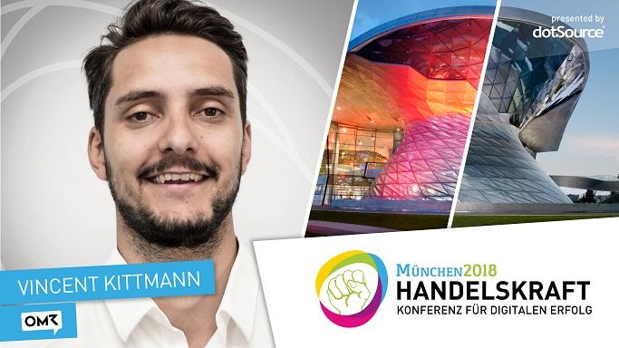Vincent Kittmann Speaker Handelskraft Konferenz 2018