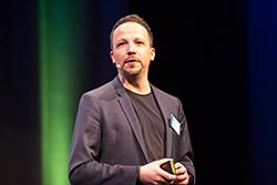 Martin Kassubeck auf der Handelskraft Konferenz 2018