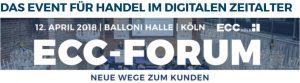 """Beim ECC-Forum in Köln """"Neue Wege zum Kunden"""" entdecken [Eventtipp]"""