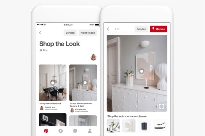 Screenshot: Pinterest (Traumzuhause)