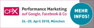 CPX Performance Marketing Gipfel [Eventtipp]