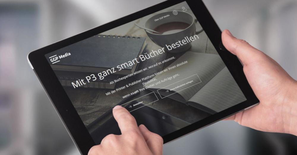 B2B-Dienstleistungsprozesse mit Magento digitalisieren: Printer & Publisher Plattform für GGP