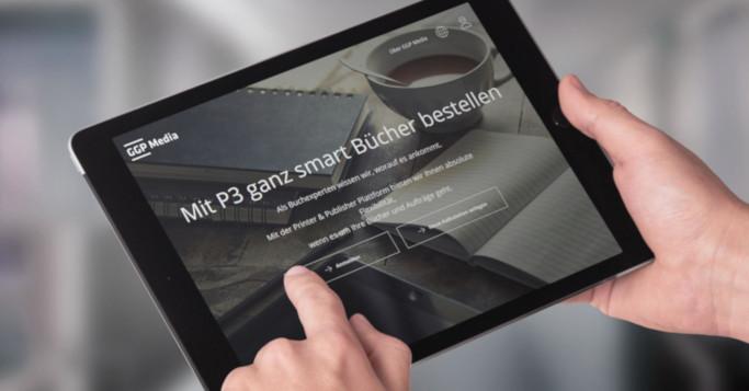 GGP und Tablet