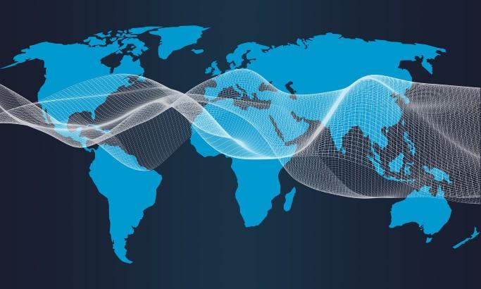 erde, globalisierung, technologie