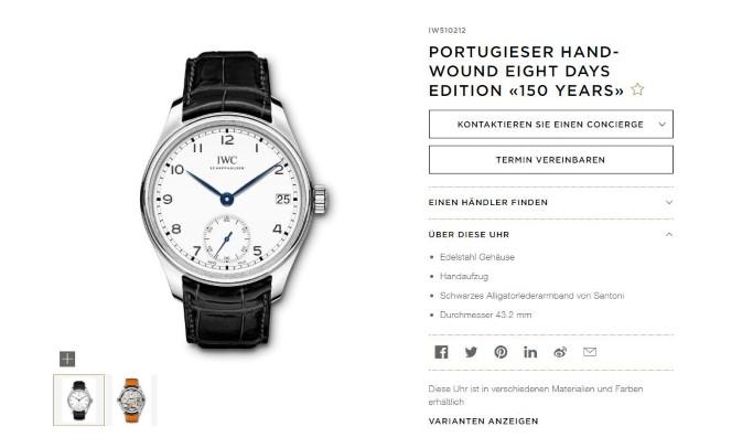 Uhr, luxus, shop