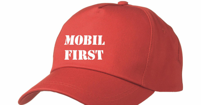 Mobile First Cap