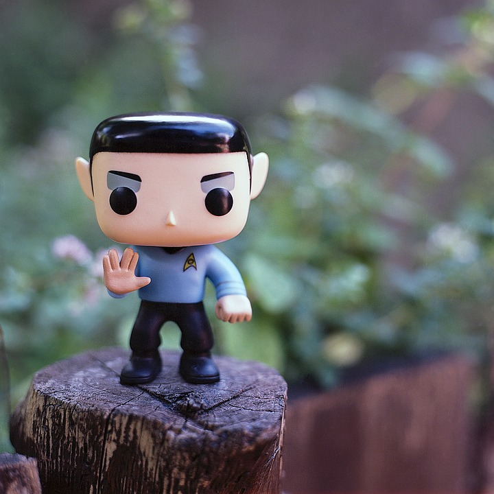 Mr. Spock