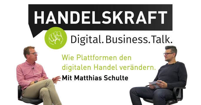 Digital Business Talk mit Tradebyte CEO Matthias Schulte