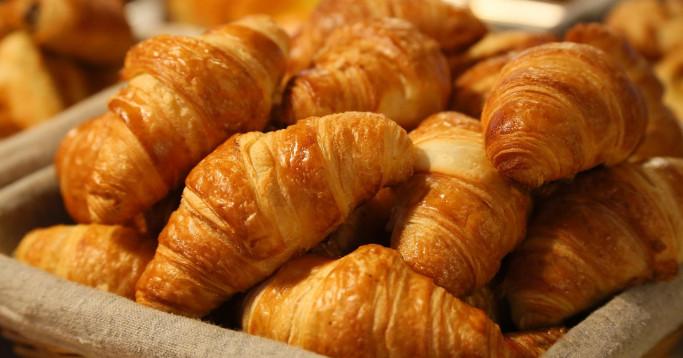 croissant korb
