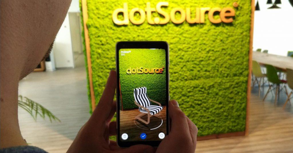 dotSource Ikea Place