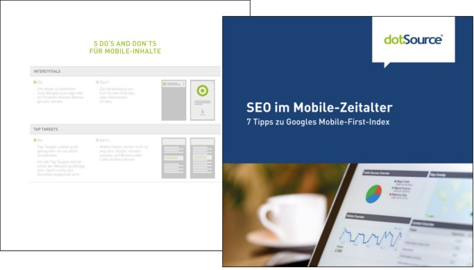 SEO, mobil, mobile-index