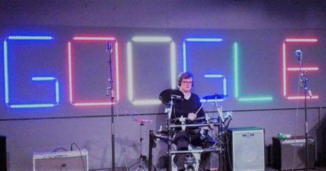 google, band, garage, Musik, Ausklang