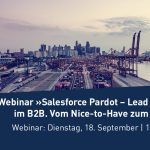 Salesforce Pardot – Lead Management im B2B [Webinar]