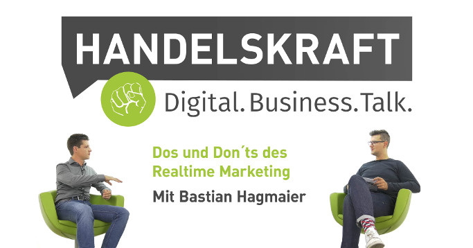 Digital Business Talk mit Bastian Hagmaier