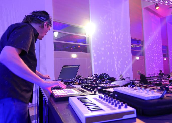DJ GMS 18