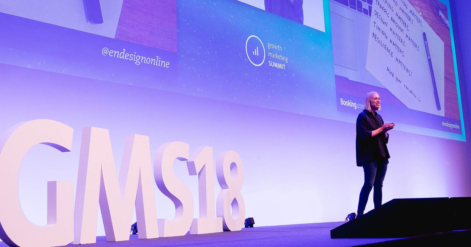 Inspiration to take away – Der Growth Marketing Summit [Recap]